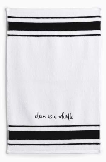 Kate Spade New York Daisy Place Hand Towel