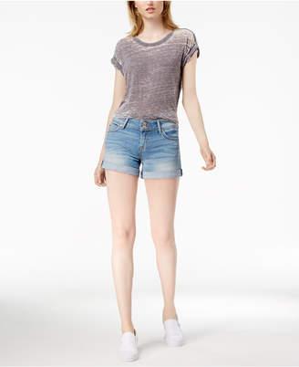 Hudson Croxley Cuffed Denim Shorts