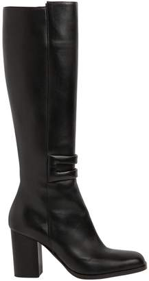 Loewe 90mm Leather Tall Boots