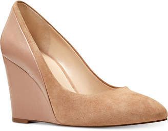 Nine West Daday Wedge Pumps Women's Shoes