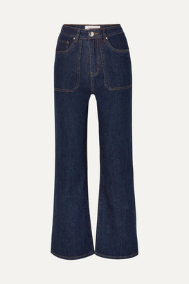 L.F.Markey Jimbo High-rise Wide-leg Jeans