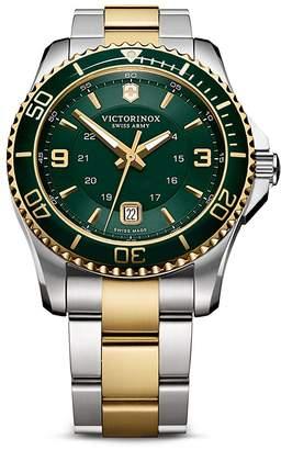 Victorinox Maverick GS Bracelet Watch, 43mm