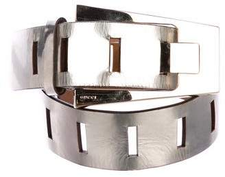 Gucci Patent Leather Waist Belt