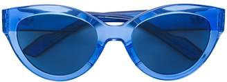 Italia Independent Adidas Originals cat eye sunglasses