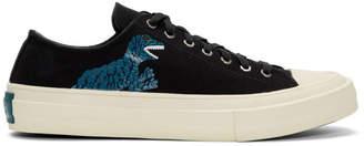 Paul Smith Black Kinsey Dino Sneakers