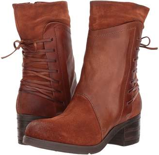 Miz Mooz Sakinah Women's Lace-up Boots