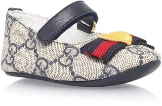 Gucci Baby Erin Ballet Shoes