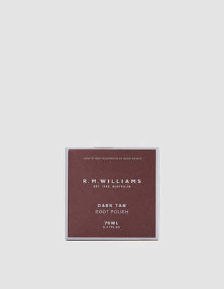R.M. Williams Stockman's Boot Polish 70mL