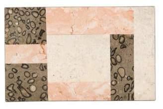 Stella McCartney Abstract Pattern Box Clutch Pink Abstract Pattern Box Clutch