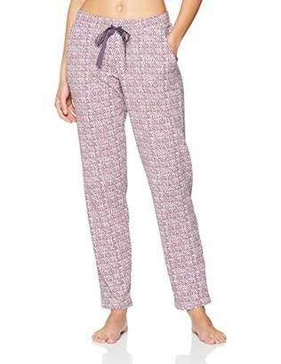 Schiesser Women's Mix & Relax Jerseyhose Lang Pyjama Bottoms,18