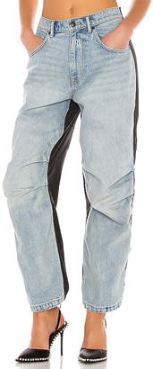 Alexander Wang DENIM x Pack Mix Pant.