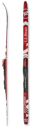 L.L. Bean L.L.Bean Discovery Junior Positrack IFP Skis with Turnamic Bindings