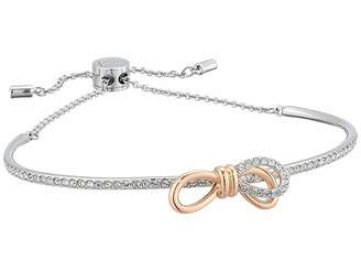 Swarovski Lifelong Bow Bangle