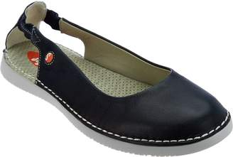 Fly London Softinos by Leather Slip-on Shoes - Tor