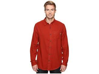 Marmot Hobson Flannel Long Sleeve Shirt Men's Long Sleeve Button Up