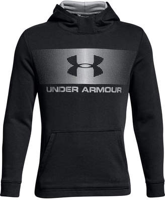 Under Armour Logo-Print Hoodie, Big Boys