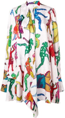 Stella McCartney All Together Now shift dress