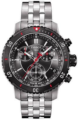 PRS 200 men's stainless steel bracelet watch