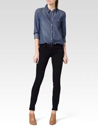 Trista Shirt - Crispin $199 thestylecure.com