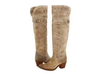 Frye Jane Tall Cuff Women's Pull-on Boots