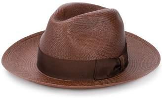 Borsalino woven hat