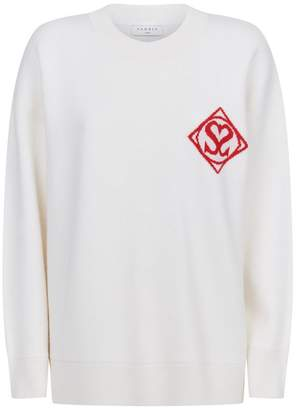 Sandro Logo Sweater