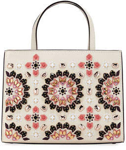 Kate Spade Thompson Street Sam Embellished Satchel Bag