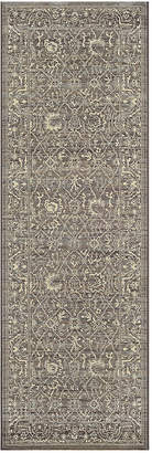 Couristan Persian Arabesque Runner Rug