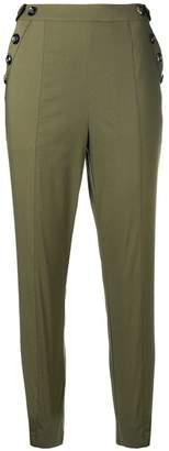 Steffen Schraut high waist trousers
