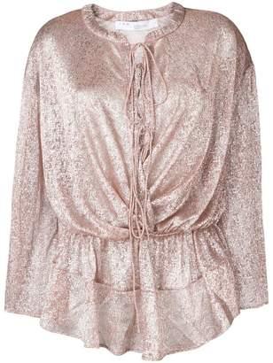 IRO draped blouse
