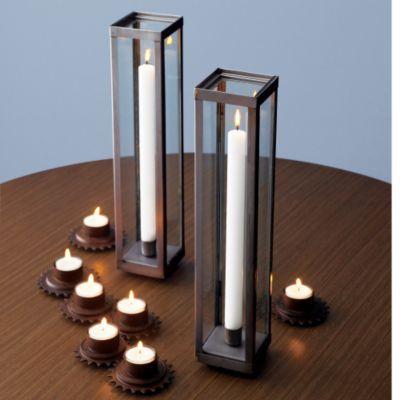 Taper Chamber Candleholder