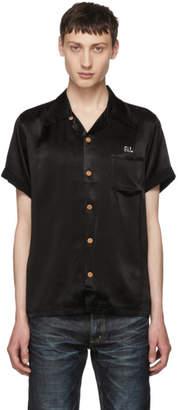 Visvim Black Peerless Irving Shirt