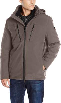 Calvin Klein Men's Soft Shell Systems Jacket