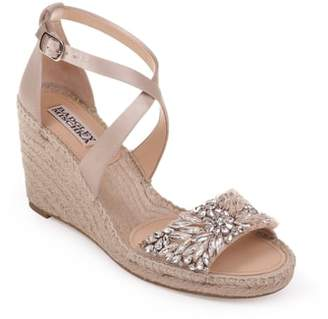 Badgley Mischka Scarlette Espadrille Wedge