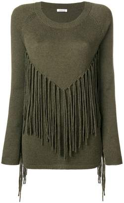 P.A.R.O.S.H. fringed jumper
