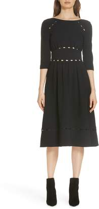 BA&SH Cinema A-Line Dress