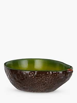 John Lewis & Partners Avocado Bowl, Green, Dia.12.3cm