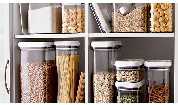 Crate & Barrel OXO ® Pop Containers
