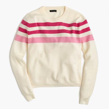 J.CrewJ.Crew for NET-A-PORTER® mixed striped crewneck sweater
