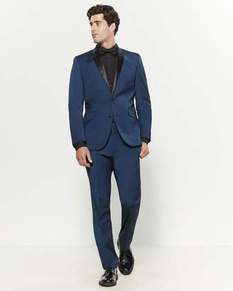 Kenneth Cole Reaction Two-Piece Blue Tuxedo