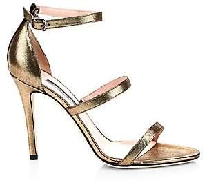Sarah Jessica Parker Women's Halo Strappy Stiletto Heels