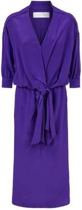 Victoria Beckham Victoria, Silk Shirt Dress