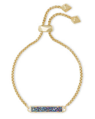 Kendra Scott Stan Adjustable Bracelet in Gold