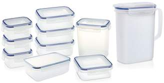 Addis Clip & Close 10-piece Food Storage Container Set