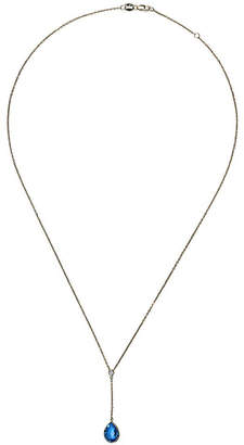 Saks Fifth Avenue 14K Pear Shaped Drop Necklace