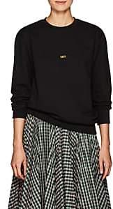 "Helmut Lang Women's ""Taxi"" Cotton Sweatshirt-Black"