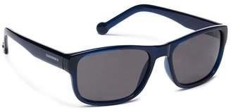 Converse Navy Plastic H037 Square Sunglasses