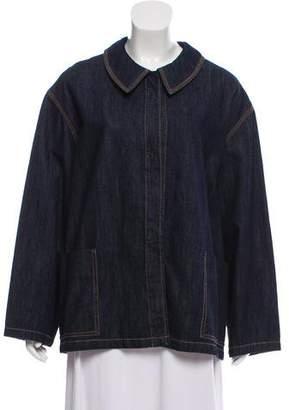 Etoile Isabel Marant Long Sleeve Denim Jacket