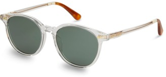 Bellini Vintage Zeiss Green Grey Polarized Lens