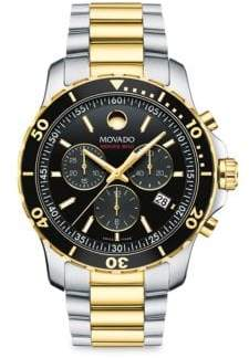 Movado Se800 Stainless Steel Bracelet Watch